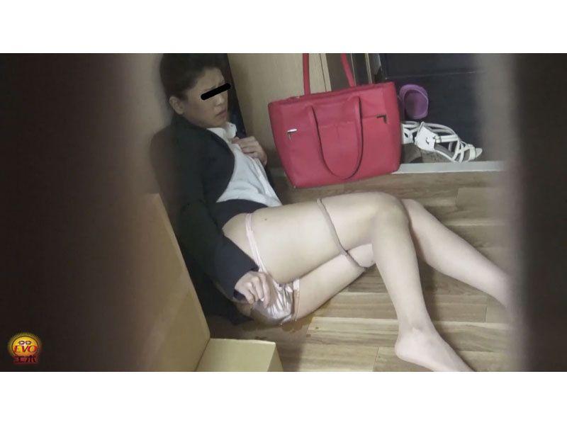 【排便盗撮】EVO 女子校生たちの脱糞お漏らしまとめ その11