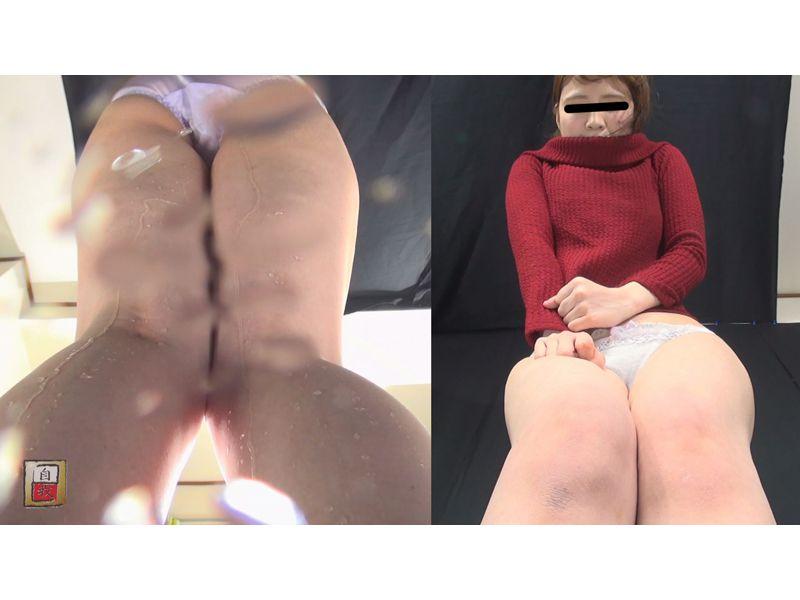 足腰プルプル小便本気我慢っ!膀胱パンパン限界状態から強いられる苦悶の15分 その5
