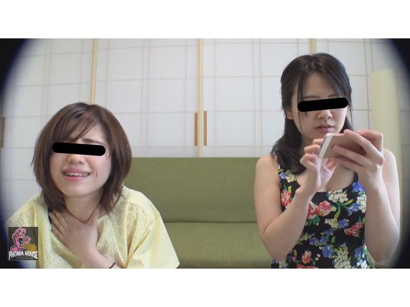 過食嘔吐から二日酔いゲロまで、全国の素人娘から届いた自画撮りゲロレター その3