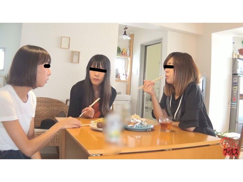 【おなら】お姉ちゃんも妹もしたくなったらプッププップ!ある仲良し家族の屁のある風景 その1