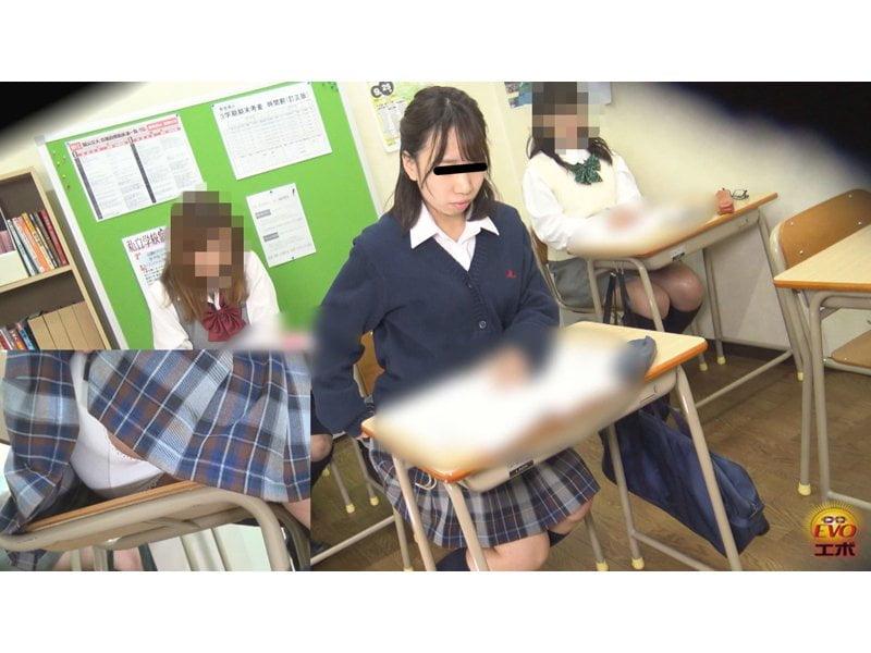 授業中おならバレの瞬間 その11