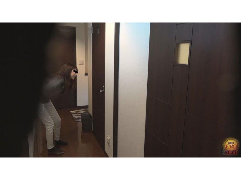 【小便】お風呂場で全裸放尿する女性まとめ その6