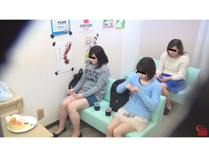【排便盗撮】そこら中でOPP女子が発生!大惨事集団食中毒の現場【大便】 その9