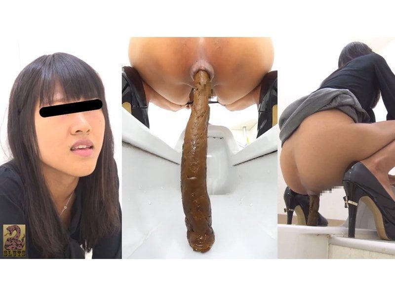 【排便盗撮】和式便所大便盗撮 トイレに仕掛けた5台のカメラで女の子のウンチをバッチリ撮影 その7