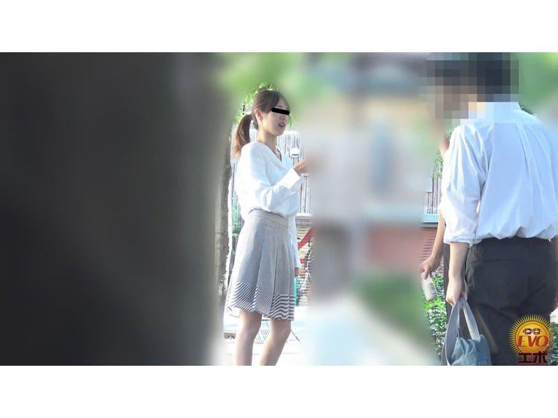 【排便盗撮】和式便所大便盗撮 女教師たちの排便隠し撮り その24