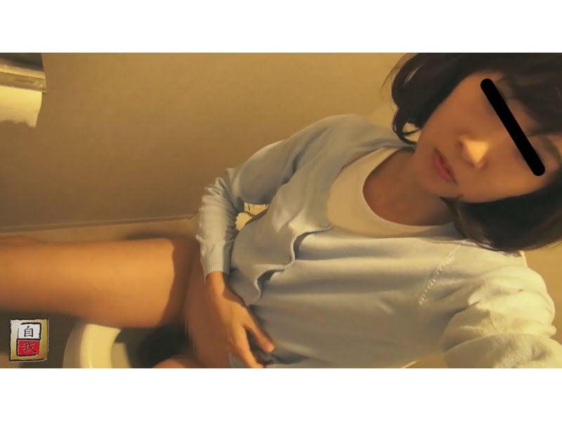 【大便】密着!素人排便観察ドキュメント 美少女の自宅うんこダイアリー その13