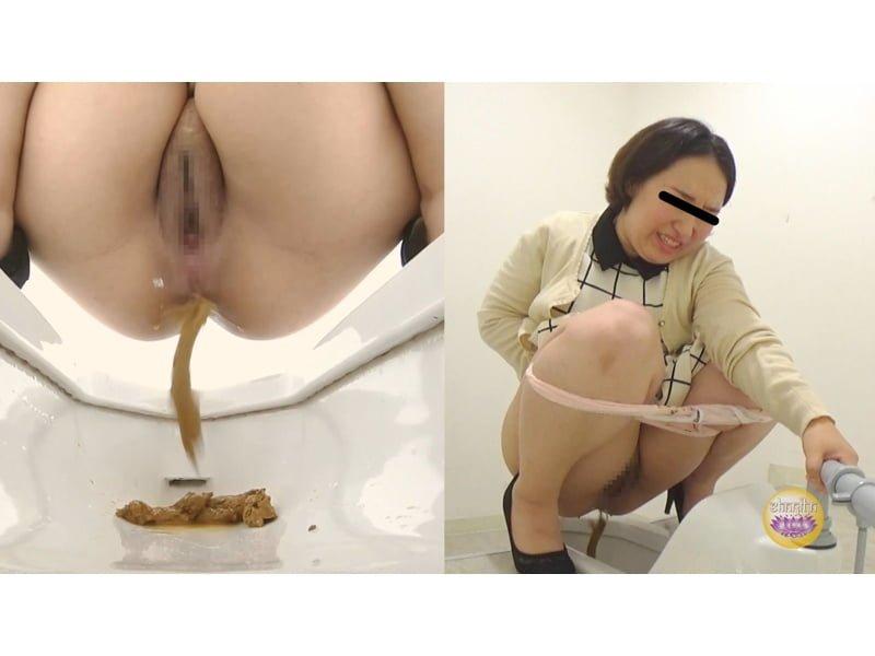 【排便盗撮】腹痛エクスタシー!浣腸で感じる女たち その6