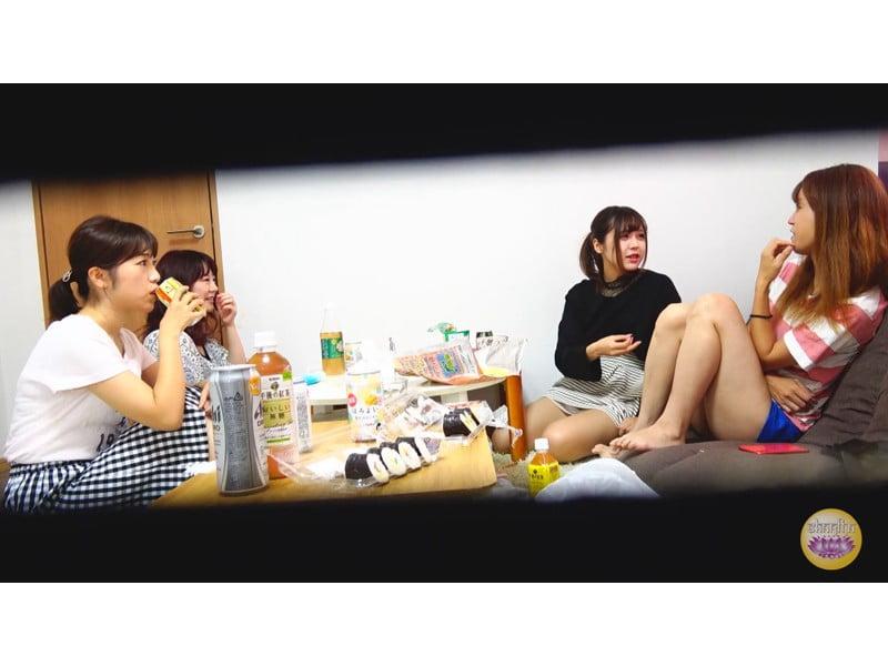 【排便盗撮】脱糞女子会 酒に酔った女の子たちの大便パーティー その5