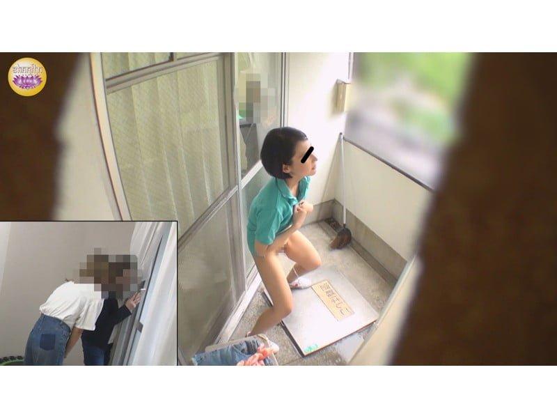 【排便盗撮】トイレに辿り着けなかったJDがそこら中でジョンジョロリン!女子大生ハプニング小便まとめ その6