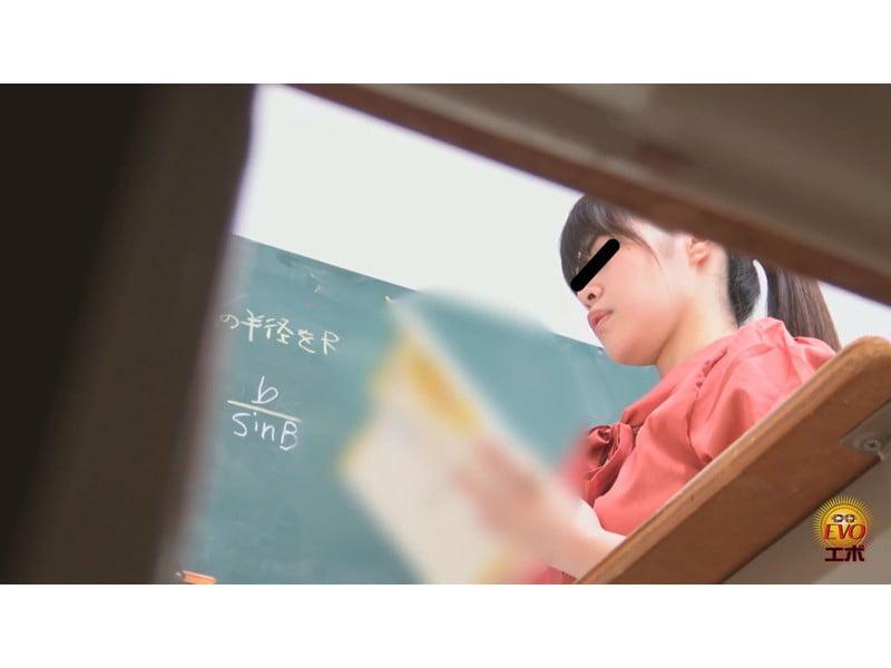 【排便盗撮】和式便所大便盗撮 女教師のおならと失便 その6