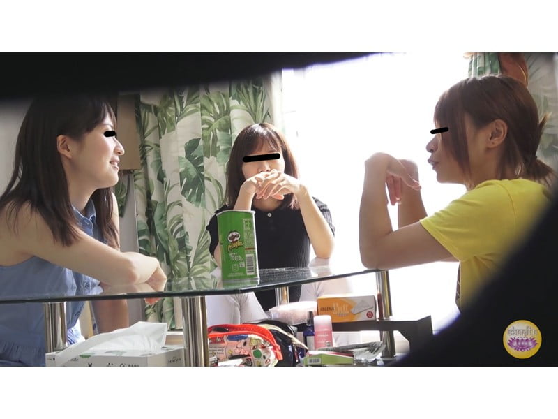 【排便盗撮】脱糞女子会 酒に酔った女の子たちの大便パーティー その9