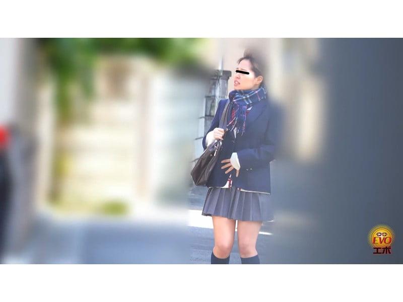 【排便盗撮】女子校生小便盗撮 ワレメから尿柱一閃!ビュッとキレの良いオシッコまとめ その2