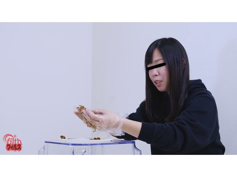 【大便】食ったら出す!食後ウンチの成分観察 その6