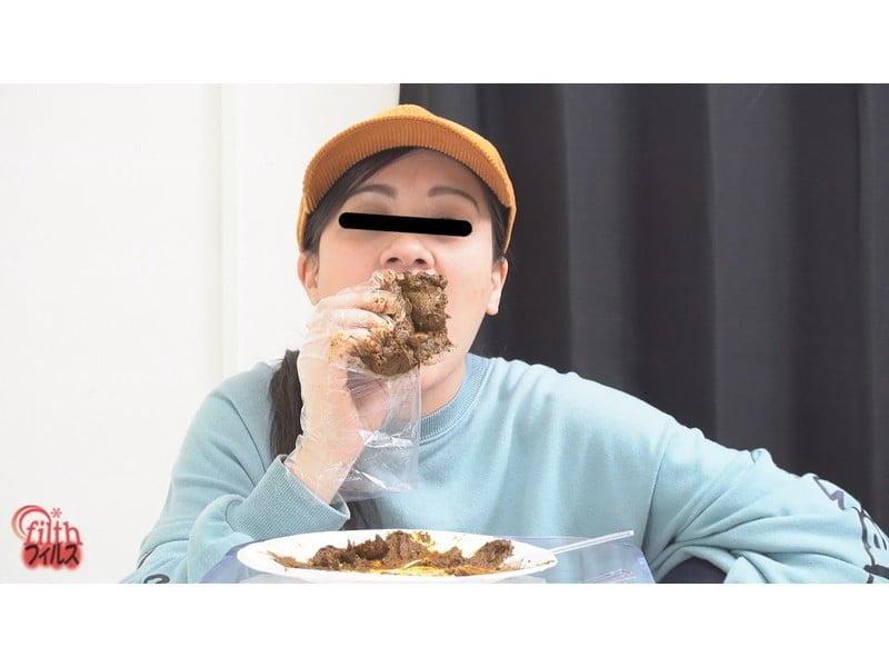 【大便】食ったら出す!食後ウンチの成分観察 その12
