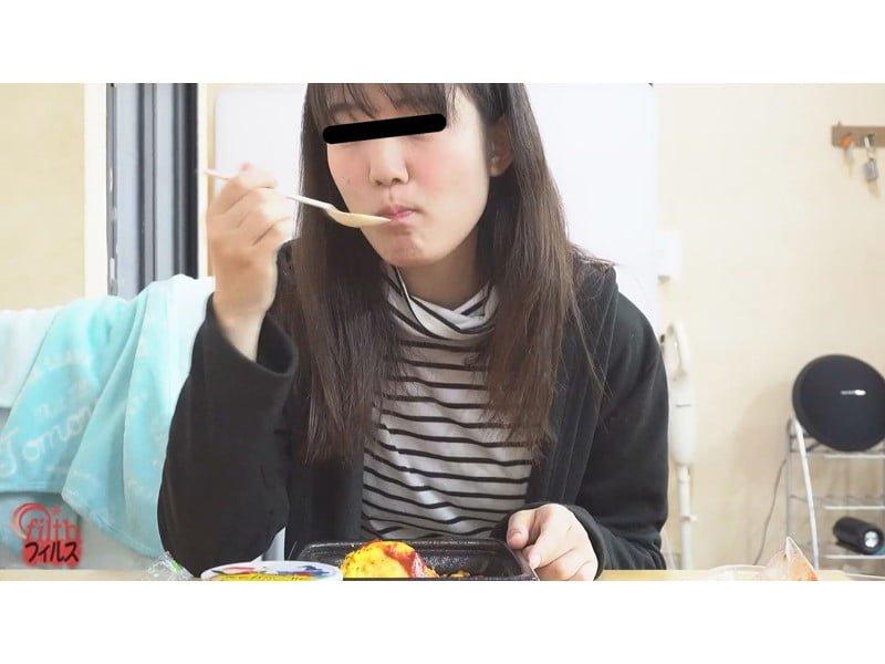 【大便】食ったら出す!食後ウンチの成分観察 その13