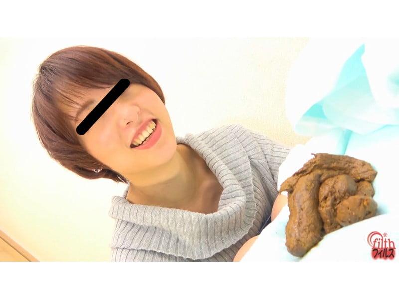 【大便】初めて人に視られるウンチ ~マイ・ファースト・シット~ その15