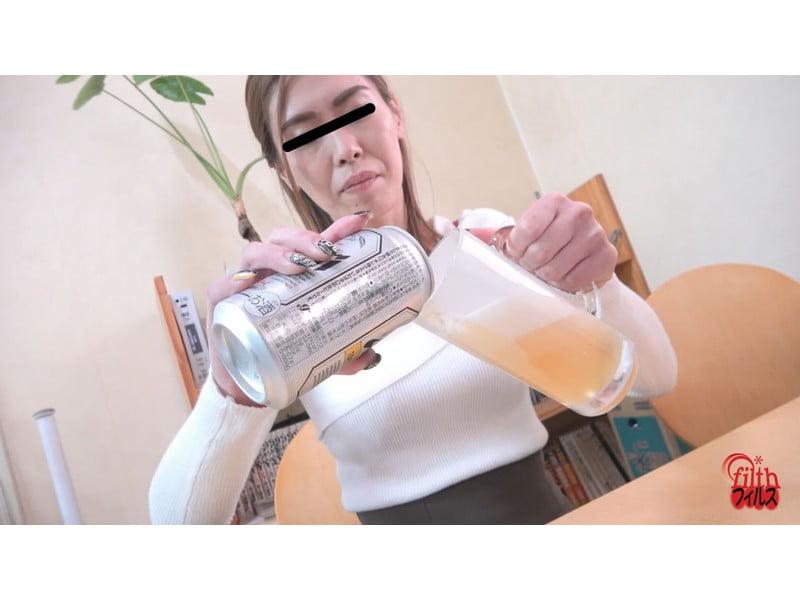 【小便】ヘベレケ女子のガチ尿観察 その21