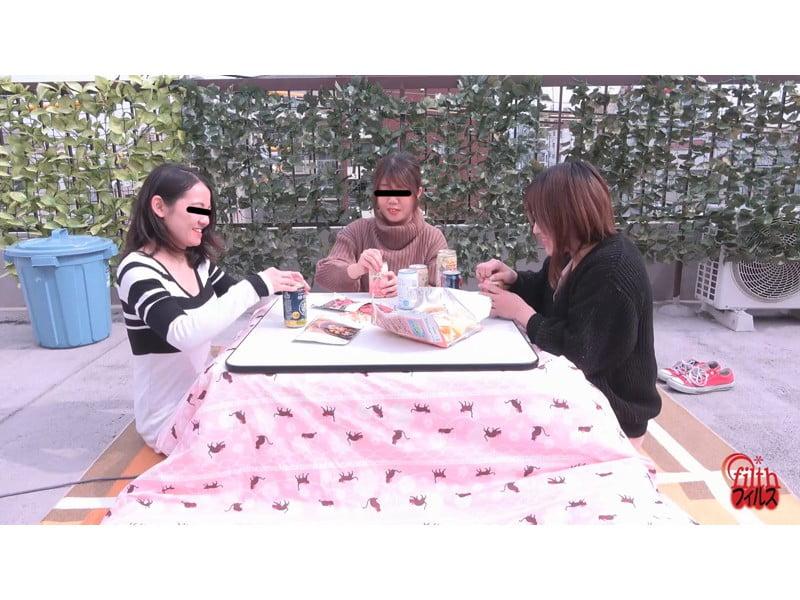 【小便】ヘベレケ女子のガチ尿観察 その25