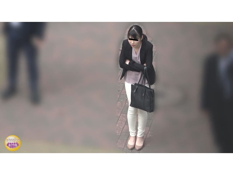 【排便盗撮】社内悪質パワハラの一部始終 後輩OLトイレ締め出し失禁 その26