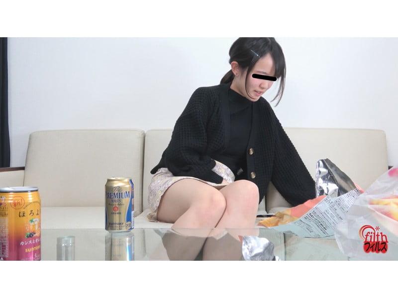 【小便】ヘベレケ女子のガチ尿観察 その30