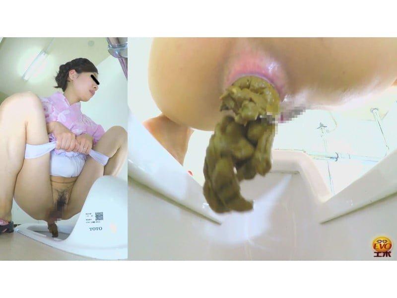 【排便盗撮】EVO厳選 極太便盗撮ベスト~盛り盛り大便59~ その3