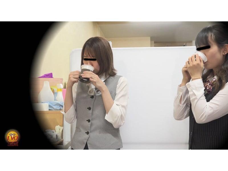 【排便盗撮】社内女子便所盗撮 オフィスレディたちのユルうんち その3