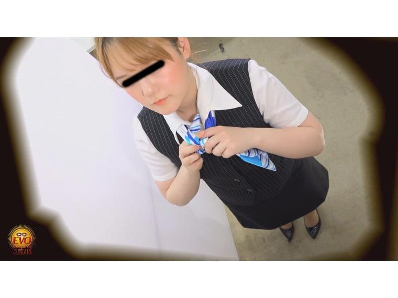 【排便盗撮】社内女子便所盗撮 オフィスレディたちのユルうんち その7